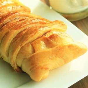 Bánh mì nhân táo