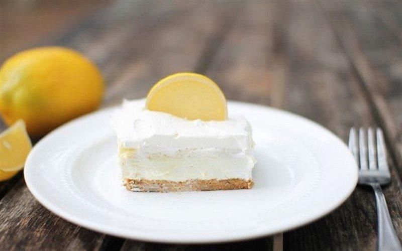 Cách Làm Cheesecake Chanh Vàng Mềm Mịn, Cực Thơm