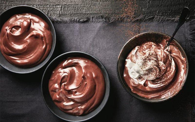 Cách làm Chocolate Pudding sữa tươi ngọt lịm tại nhà