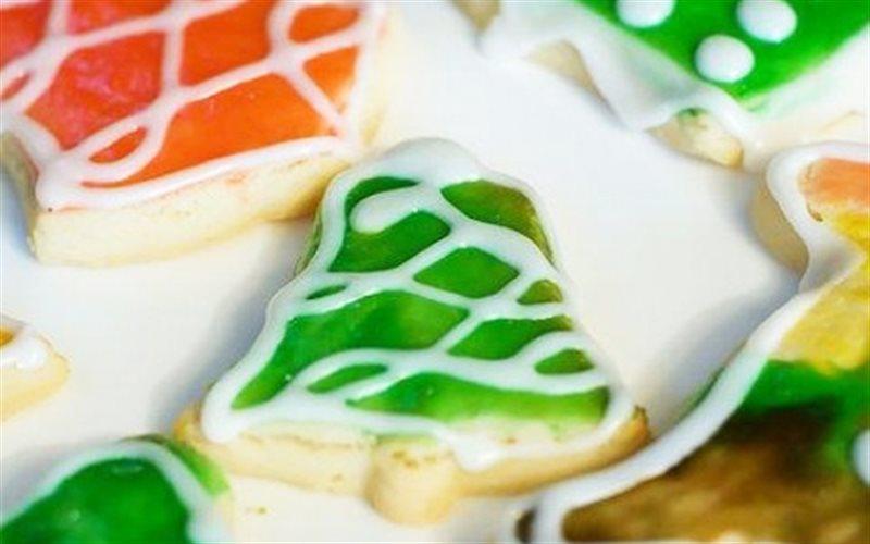Cách Làm Bánh Hình Cây Thông Đơn Giản, Cho Noel
