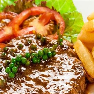 Cách Làm Beefsteak Khoai Tây Chiên Đơn Giản, Ngon