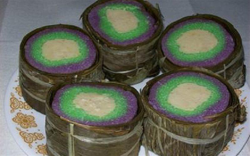 Cách Làm Bánh Tét Chay 3 Màu   Mới Lạ Cho Ngày Tết