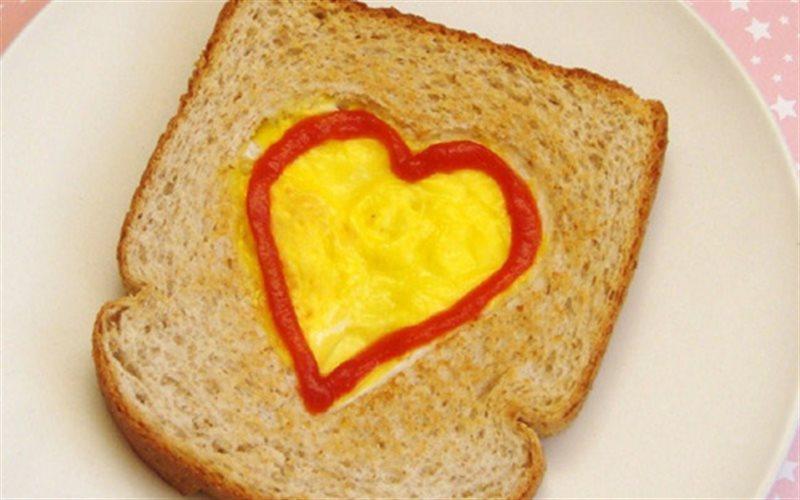 Cách làm Bánh Mì Trứng đơn giản, đủ dinh dưỡng cho bữa sáng