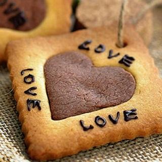 Cách làm bánh quy trái tim