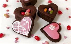 Các món chocolate cho Valentine