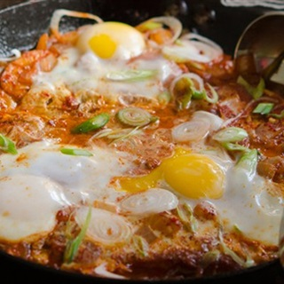 Cách làm đậu hũ chiên trứng