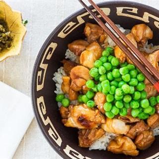 Cách làm gà kho teriyaki
