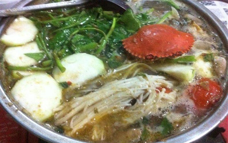Cách nấu Lẩu Cua Biển tươi ngon, đậm đà hương vị tại nhà