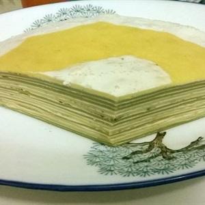 Bánh kem ngàn lớp không cần lò nướng