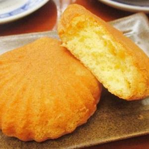 Bánh hình sò madeleine