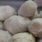 Chè bột báng khoai sọ