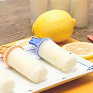 Cách làm kem dừa chanh
