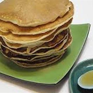 Cách làm Bánh Pancake Chuối ngọt thơm cho món tráng miệng