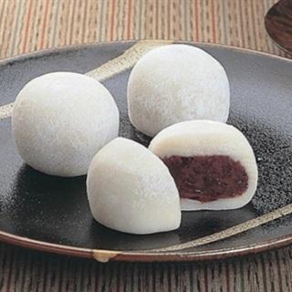 Cách làm Bánh Mochi nhân đậu đỏ mềm dẻo ngọt tại nhà