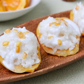 Cách làm Xôi Mít Cốt Dừa béo ngọt thơm lừng tại nhà