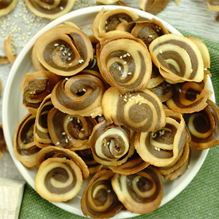 Bánh tai heo - Pig's Ear Cookies