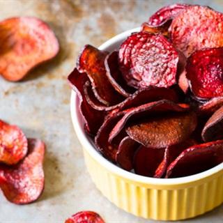Cách làm snack củ dền đỏ