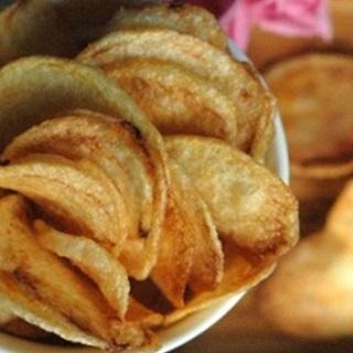 Cách làm snack khoai tây chiên giòn