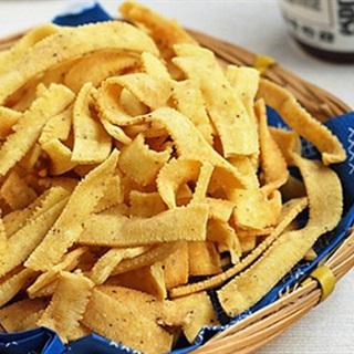 Cách làm snack đậu xanh