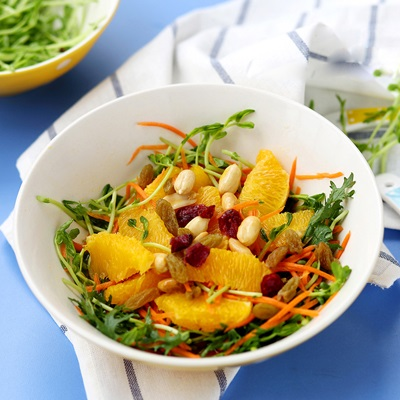 Salad - món ngon cho cô nàng muốn giảm cân