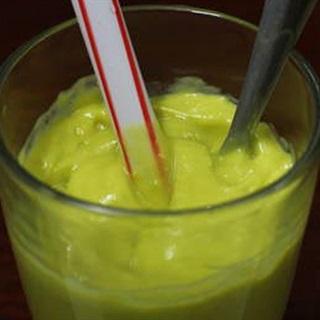 Sinh tố bơ sữa tươi