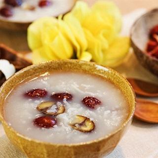 Cách làm Cháo Hạt Dẻ thơm ngon bổ dưỡng cho cả gia đình