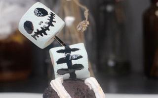 Cách làm các loại bánh cho Halloween