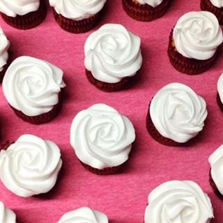 Cách làm cupcake cacao vani
