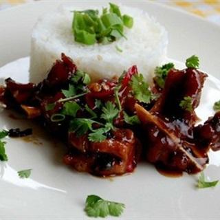 Cách làm thịt heo ram mặn