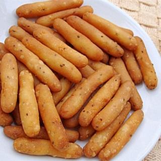Cách làm bánh snack gạo giòn