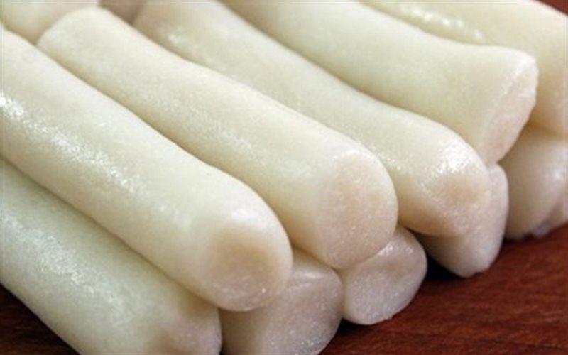 Cách làm Bánh Gạo Hàn Quốc trắng mềm đơn giản tại nhà
