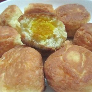 Bánh chiên trứng muối