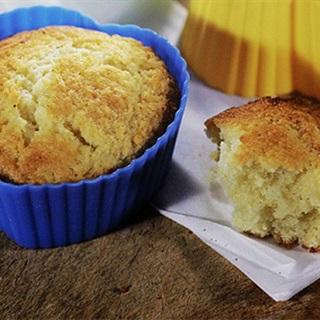 Cách làm  bánh muffin chanh sữa chua