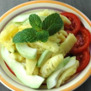 Salad thơm ổi