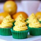 Cupcake chanh vani