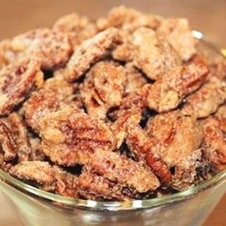 Cách làm snack hạt hồ đào