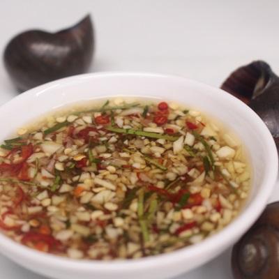 Video 5 loại muối sốt chấm hải sản đồ nướng