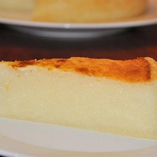 Cách làm bánh khoai mì nướng nước cốt dừa