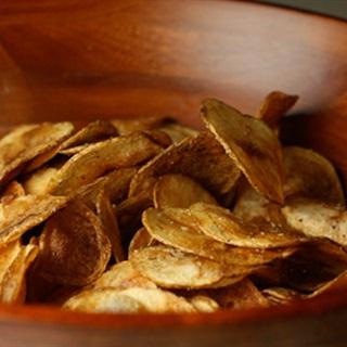 Cách làm snack khoai tây chiên giòn rụm