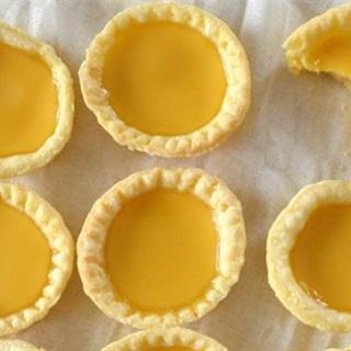 Cách làm bánh tart trứng gà