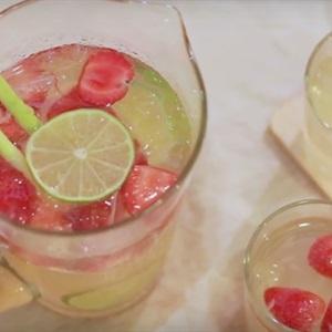 Cocktail chanh rượu rum