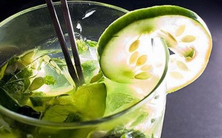 Mocktail dưa leo