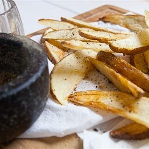 Snack khoai tây cay