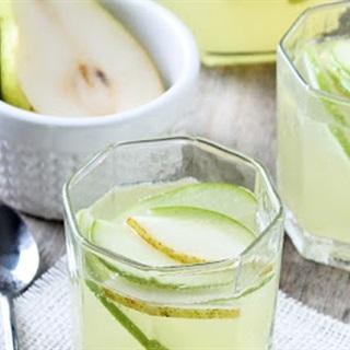 Cocktail táo lê