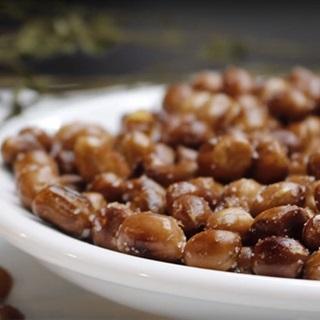 Cách làm đậu phộng rang với muối