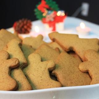 Cách làm bánh quy gừng