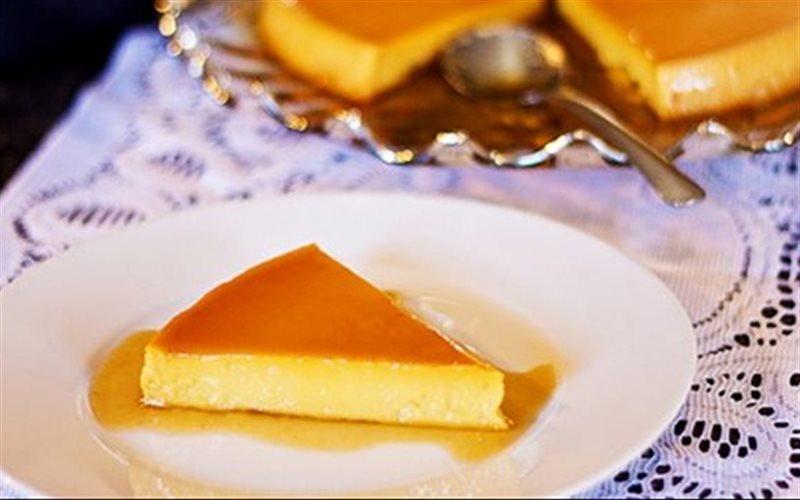 Cách làm bánh Flan phiên bản Philippines