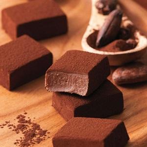 Nama chocolate kiểu Nhật
