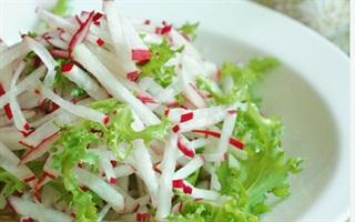 Salad củ cải đỏ