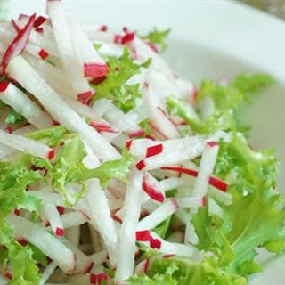 Cách làm salad củ cải đỏ